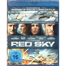 Red Sky - BluRay - Neu / OVP
