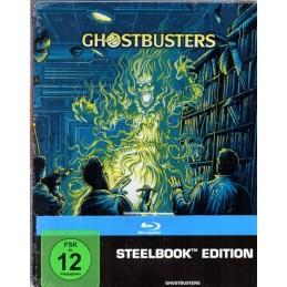 Ghostbusters 1 - Steelbook...