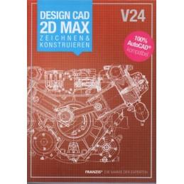 Franzis - DesignCAD V24 2D...