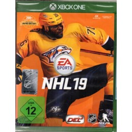 NHL 19 - Xbox One - deutsch...