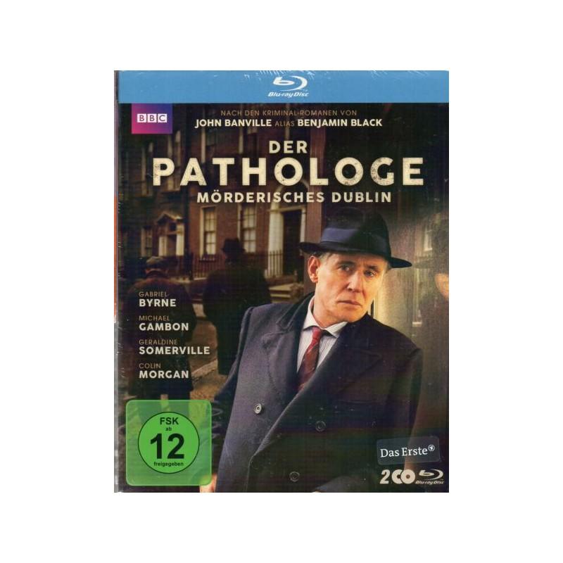 Der Pathologe Mörderisches Dublin