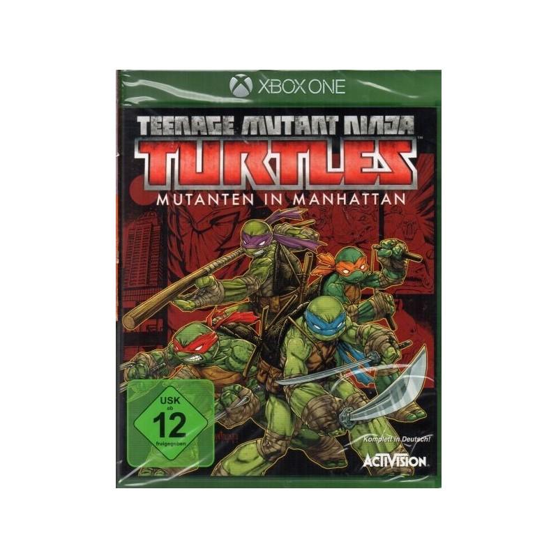 Teenage Mutant Ninja Turtles Deutsch