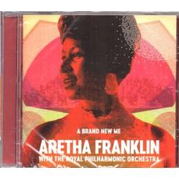 Aretha Franklin - A Brand...
