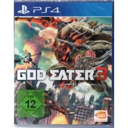 God Eater 3 - PlayStation...
