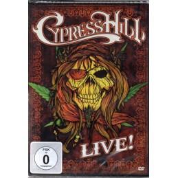 Cypress Hill - Live - DVD -...