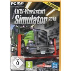 LKW-Werkstatt Simulator...