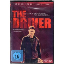 The Driver - DVD - Neu / OVP