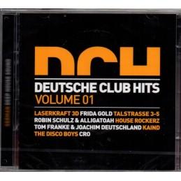 Deutsche Club Hits Vol.1-...