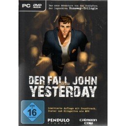 Der Fall John Yesterday -...
