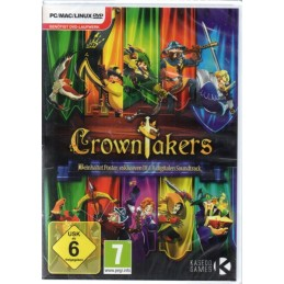 Crowntakers - PC - deutsch...
