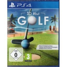 3D Mini Golf - PlayStation...