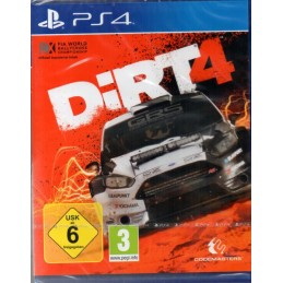 DiRT 4 - PlayStation PS4 -...