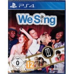 We Sing - PlayStation PS4 -...