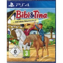 Bibi & Tina auf dem...