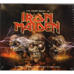 Many Faces Of Iron Maiden -...
