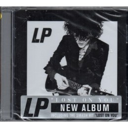 LP - Lost on You - CD - Neu...