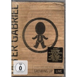 Peter Gabriel - Growing Up...