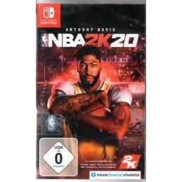 NBA 2K20 Standard Edition -...