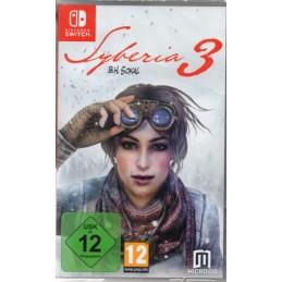 Syberia 3 - Nintendo Switch...
