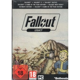 Fallout Legacy Collection -...