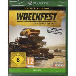 Wreckfest - Deluxe Edition...