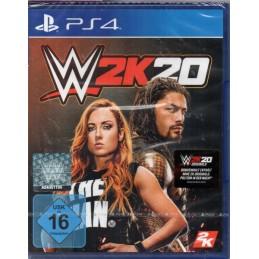 WWE 2K20 - Standard Edition...