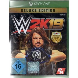 WWE 2K19 - Deluxe Edition -...