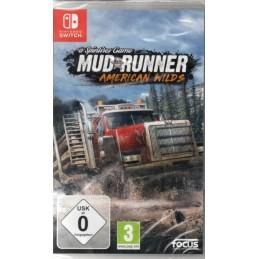 MudRunner - American Wilds...