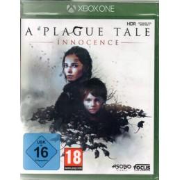 A Plague Tale Innocence -...