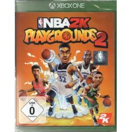 NBA 2K Playgrounds 2 - Xbox...