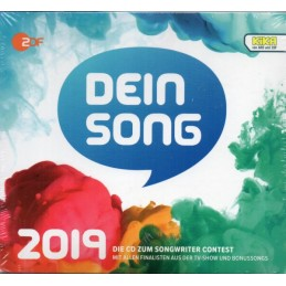 Dein Song 2019 - Various -...