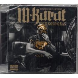 18 Karat - Geld Gold Gras -...