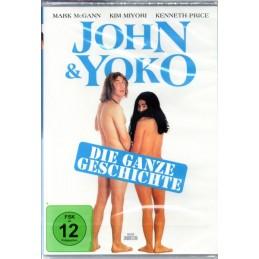 John & Yoko - Die ganze...