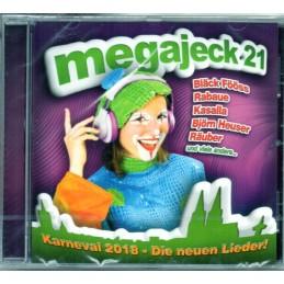 Megajeck 21 - Karneval -...