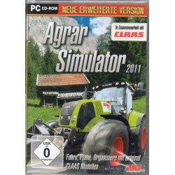Agrar Simulator 2011 - PC -...