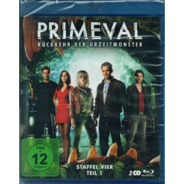 Primeval - Rückkehr der...