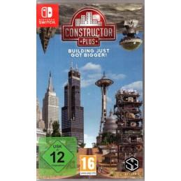 Constructor Plus - Nintendo...