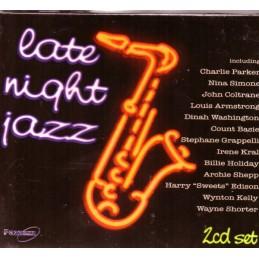 Late Night Jazz - Various -...