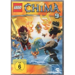 Lego -  Legends of Chima 9...