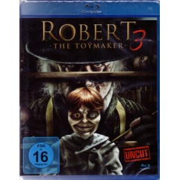 Robert 3 - The Toymaker -...