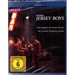 Jersey Boys - BluRay - Neu...