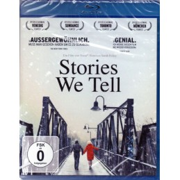 Stories We Tell - BluRay -...