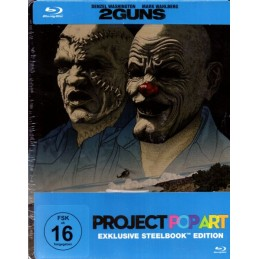 2 Guns - Steelbook Edition...