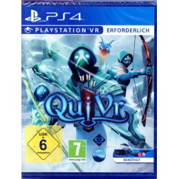 Qui VR - PlayStation PS4 -...