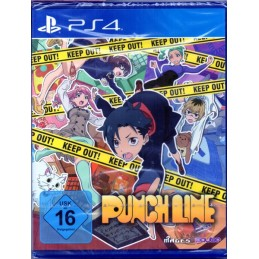 Punch Line - PlayStation...