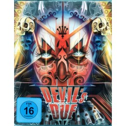DEVIL'S DUE - BluRay - Neu...