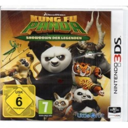 Kung Fu Panda - Showdown...