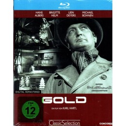 Gold - BluRay - Neu / OVP