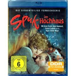Spuk im Hochhaus - DDR...