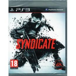 Syndicate - PS3 - PEGI...